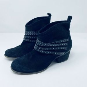 Jessica Simpson Clauds 8 Boot Western Studded